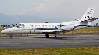 A picture of XCGDT - Cessna 560 Citation Encore - [5600689] - © Alex Zothique