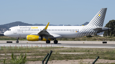 EC-MKO - Airbus A320-232 - Vueling