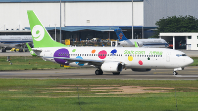 A picture of B220Y - Boeing 73786N - 9 Air - © SS8-0002
