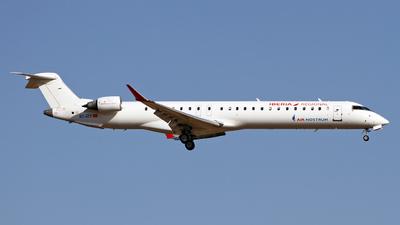 EC-JZV - Bombardier CRJ-900ER - Iberia Regional (Air Nostrum)