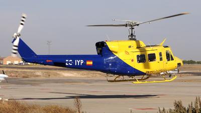EC-IYP - Bell 212 - Babcock MCS Spain