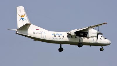 RA-47315 - Antonov An-24RV - Izhavia