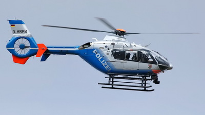 D-HRPB - Eurocopter EC 135P2+ - Germany - Police