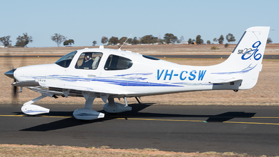 A picture of VHCSW - Cirrus SR22 - [1905] - © Jayden Laing