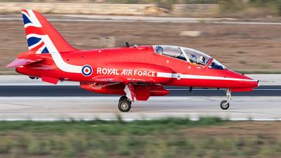 XX295 - British Aerospace Hawk T.1W - United Kingdom - Royal Air Force (RAF)