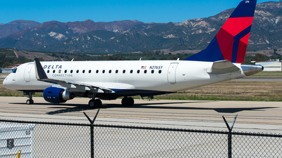 N276SY - Embraer 170-200LL - Delta Connection (SkyWest Airlines)