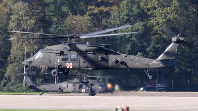 12-20501 - Sikorsky HH-60M Blackhawk - United States - US Army