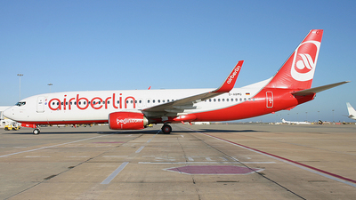 D-ABMQ - Boeing 737-86J - Air Berlin