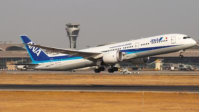 JA887A - Boeing 787-9 Dreamliner - All Nippon Airways (ANA)