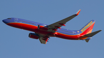 N8619F - Boeing 737-8H4 - Southwest Airlines
