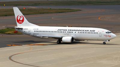 JA8998 - Boeing 737-446 - Japan TransOcean Air (JTA)