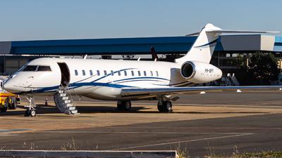 PR-BPT - Bombardier BD-700-1A10 Global Express - Private