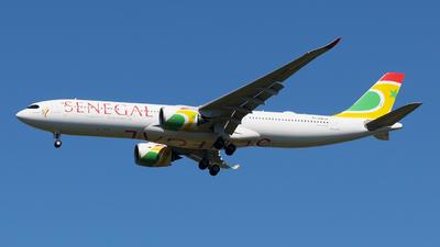 6V-ANB - Airbus A330-941 - Air Senegal