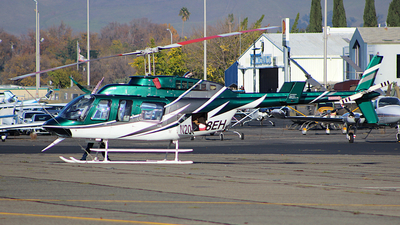 N208EH - Bell 206L-3 LongRanger III - Sacramento Executive Helicopters
