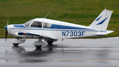 N7303F - Piper PA-28-140 Cherokee B - Private