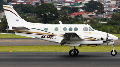 HK-4460-G - Beechcraft C90 King Air - Private
