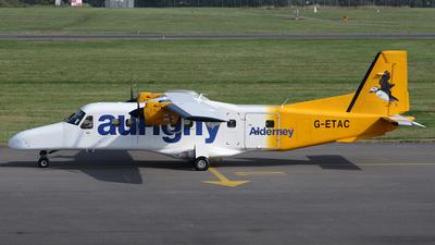 G-ETAC - Dornier Do-228NG - Aurigny Air Services