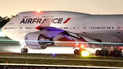 F-GITI - Boeing 747-428 - Air France