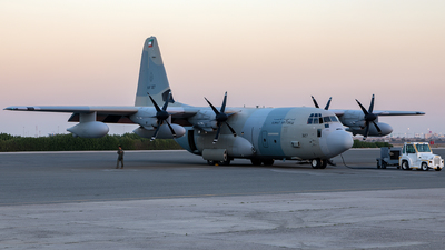 KAF327 - Lockheed Martin KC-130J Hercules - Kuwait - Air Force