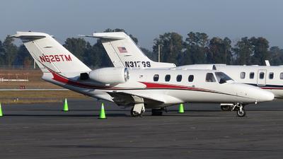N626TM - Cessna 525 Citationjet CJ1 - Private