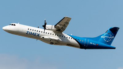 HB-ALL - ATR 72-202 - Zimex Aviation