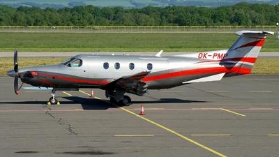 OK-PMP - Pilatus PC-12/47E - T-air