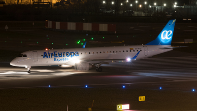 EC-KYO - Embraer 190-200LR - Air Europa Express