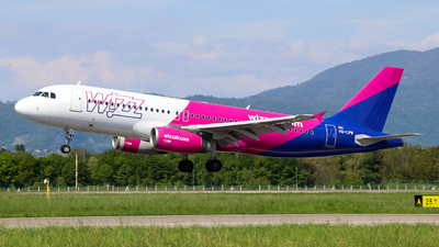 A picture of HALPW - Airbus A320232 - Wizz Air - © Gian Pietro Bardizza