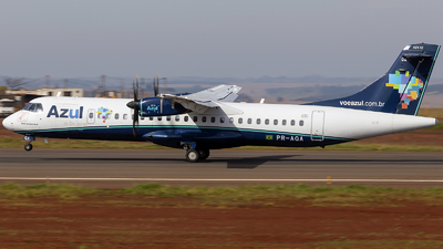 PR-AQA - ATR 72-212A(600) - Azul Linhas Aéreas Brasileiras