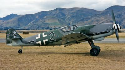 D-FDME - Messerschmitt Bf 109G-10 - Private