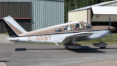C-GDBY - Piper PA-28-180 Cherokee D - Private