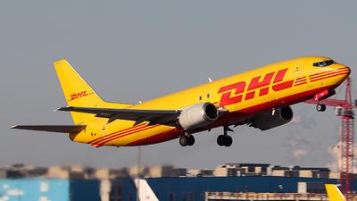 N309GT - Boeing 737-4Q8(SF) - DHL (Swift Air)