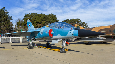 3-6405 - Dassault Mirage F1B - Iran - Air Force