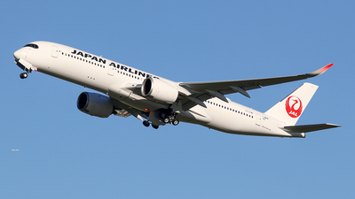 A picture of FWWBW - Airbus A350 - Airbus - © BizavMen