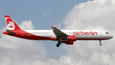 D-ALSB - Airbus A321-211 - Air Berlin