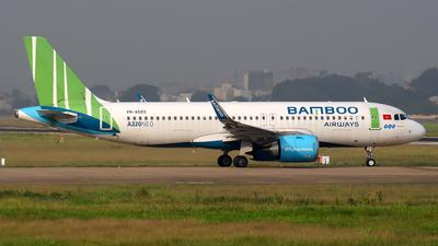 VN-A593 - Airbus A320-251N - Bamboo Airways