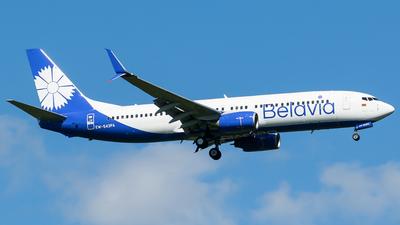 A picture of EW543PA - Boeing 7378K5 - Belavia - © Teemu Pesonen