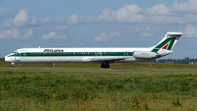 I-DAWO - McDonnell Douglas MD-82 - Alitalia