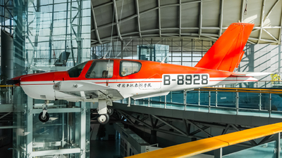 B-8928 - Socata TB-20 Trinidad - China - Civil Aviation Flight College (CAFC)