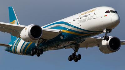 A4O-SK - Boeing 787-9 Dreamliner - Oman Air