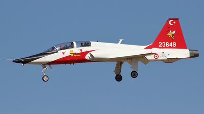 62-3649 - Northrop T-38M Talon - Turkey - Air Force