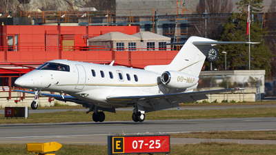 OO-MAP - Pilatus PC-24 - Private
