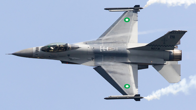 92731 - General Dynamics F-16AM Fighting Falcon - Pakistan - Air Force