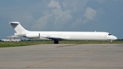 N969NS - McDonnell Douglas MD-83 - United States - Department of Justice (DOJ)