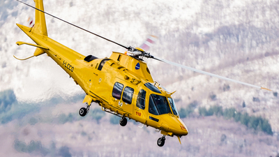 I-LCCO - Agusta-Westland AW-109SP - Babcock Italia
