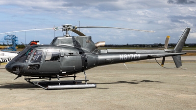 N817CX - Eurocopter AS 350B3 Ecureuil - Private
