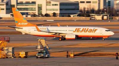 HL8301 - Boeing 737-8BK - Jeju Air
