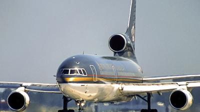 JY-AGA - Lockheed L-1011-500 Tristar - Royal Jordanian