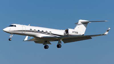 N776RB - Gulfstream G-V - Private
