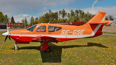 SE-GSE - Rockwell Commander 112 - Private